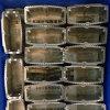 Pièces de usinage de commande numérique par ordinateur d'extrusion en aluminium de profil