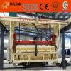 Maquinaria automática do tijolo de AAC com a máquina de estaca de AAC