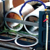 Высокая эффективность увидела лезвие для трубы нержавеющей стали вырезывания