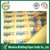 Impresión transparente del pegamento Sticker/Label de la alta calidad