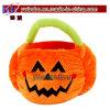 Halloween-Geschenk-Beutel-Plüsch-Kürbis-Behandlung-Wannen-Förderung-Beutel (H8055)