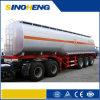 De Nigeria 60cbm de aceite del combustible del transporte del tanque acoplado semi