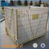 Contenitore europeo della rete metallica dell'oggetto semilavorato dell'animale domestico di memoria del magazzino