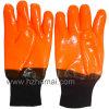 3 польностью окунутой Hi слоя перчатки визави изолированной PVC работая