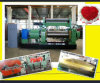러시아 최신 판매 Xk-450 고무 2 롤 기계를 만드는 Rubebr 열려있는 섞는 선반 또는 장