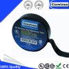PVC para cualquier estación eléctrico con la cinta de la certificación de la UL