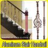 Aluminio cubierta de la escalera de balaustres Baranda de Escalera y balcón