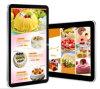 LCD рекламируя индикации, сеть и автономный вариант оба имеющиеся