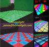 Neues Jahr mit neuem Produkt 16 PCS*1m*1m farbenreiche LED Dance Floor RGB LED Dance Floor für Stadium,