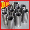 Barra vuota di titanio del tubo di titanio di superficie luminoso