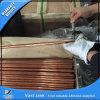 Gerades kupfernes Rohr (1/2 , 12.5mm, 45mm, 80mm)