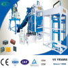 Linha de produção inteiramente automática da maquinaria do bloco de cimento do edifício (QT8-15)