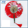 Venta caliente redondeado estilo chino aficionados plegables