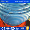 Boyau en caoutchouc industriel flexible tressé de soudure de l'oxygène de boyau de fibre