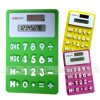 11.5cm 8 Digits Dual Power Silicon Foldable Calculator с Megnet (LC518A)