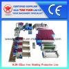 Chaîne de production d'ouate de fibre de polyester