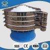 Sifter de vibração giratório do diâmetro 1200mm para o açúcar de bastão branco granulado
