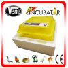 Mini incubateur d'oeufs à couver d'oeufs de petit incubateur de poulet (VA-48)