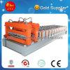 El azulejo de azotea de la fábrica de China lamina la formación de la máquina para la venta
