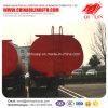 Reboque opcional do petroleiro dos líquidos inflamáveis de aço de carbono/aço inoxidável