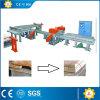 Machine van de Zaag van de Rand van het Triplex van Jinlun van Linyi de Automatische In orde makende Scherpe/van de Zaag van het Triplex