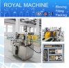 Máquina de etiquetado automática lateral doble