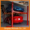 Elevación automática hidráulica del coche de la venta de los coches calientes del Ce 3000kg dos