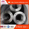 Glissade d'acier du carbone sur la bride de Fifting de pipe de DIN2576 Pn10/16