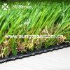 35mmの本当の景色の庭の人工的な草(SUNQ-AL00021)