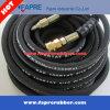 Hydraulische Slang van de Slang van de Draad van het staal de Spiraal Versterkte Rubber4sp