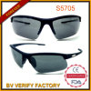 Gepolariseerde Zonnebril van het Frame van Hotsale van S5705 de Halve UV400 voor Sport