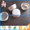 Schwarzes kundenspezifische CNC-Plastikschutzkappe