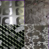 Foshan 4X8 1.0mm Decorative 304 Black Mirror Etched Color Stainless Steel Sheet para Interior Decoration