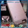 iPhone 5s/Seのための輝やきの監視ブラシの携帯電話の裏表紙のケース