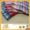 Tessuto tinto 100% della camicia del filo di cotone