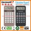 10 dígitos Calculator con Metal Cover (LC279)