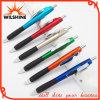 Crayon lecteur de bille en plastique promotionnel de Prined de logo fait sur commande de qualité pour le cadeau de la meilleure qualité (BP1202C)