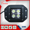 20W Spot 또는 Flood LED Work Light
