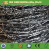 電流を通された安全使用有刺鉄線またはかみそりワイヤーか二重ねじれの有刺鉄線中国製