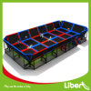 Liben Popular Rectangular Indoor Trampoline para Adults