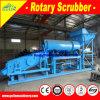 Depurador rotatorio de la criba de la lavadora de piedra de la grava para la mina de oro de la arcilla