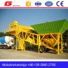 Het licht weegt Concrete het Mengen zich van het Cement Installatie Mobiel van Shandong