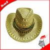 Sombrero de papel Twisted de la trenza de papel de paja