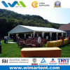8m Width Royal Party Tent avec Durable Aluminum Alloy Frame à vendre