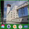 Diseño de acero prefabricado diseño de lujo de la vertiente de la estructura de acero de pasillo de exposición del edificio
