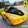 Pouvoir Conduire-sur le véhicule de jouet avec à télécommande, véhicules électriques de gosses