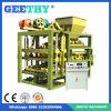 Maquinaria do molde do bloco do cimento da maquinaria de construção Qtj4-25 do bloco