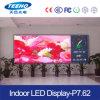 Intense affichage à LED d'intérieur du luminosité P7.62