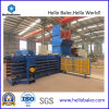 スクラップおよび不用なリサイクルのための水平の自動ペーパー梱包機(HFA20-25)