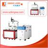 A fibra automática da fibra 500W de China acoplou a máquina de soldadura do laser para o soldador